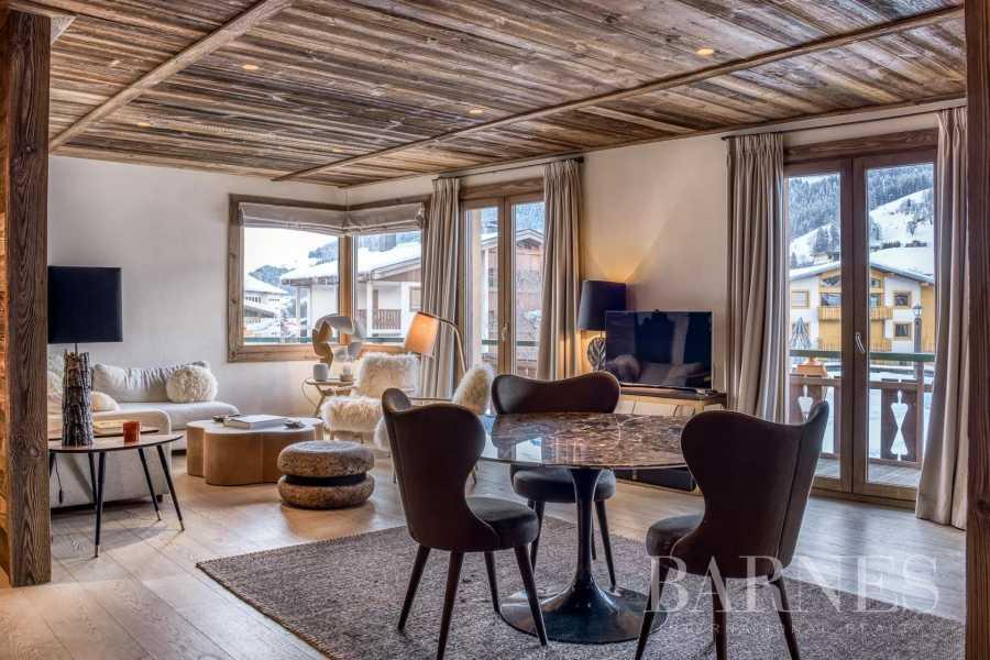 Megève  - Appartement 5 Pièces 4 Chambres