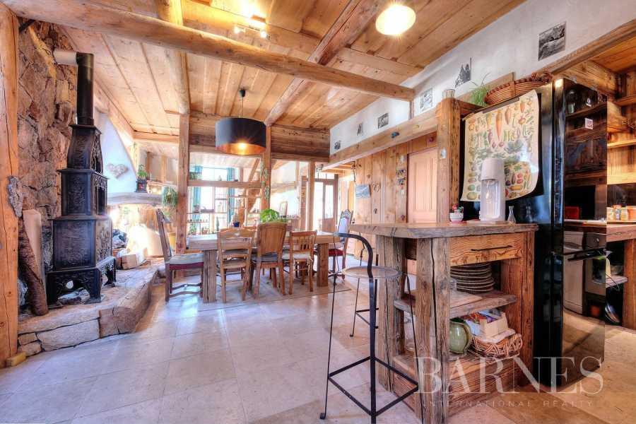 Saint-Gervais-les-Bains  - Maison 13 Pièces 10 Chambres