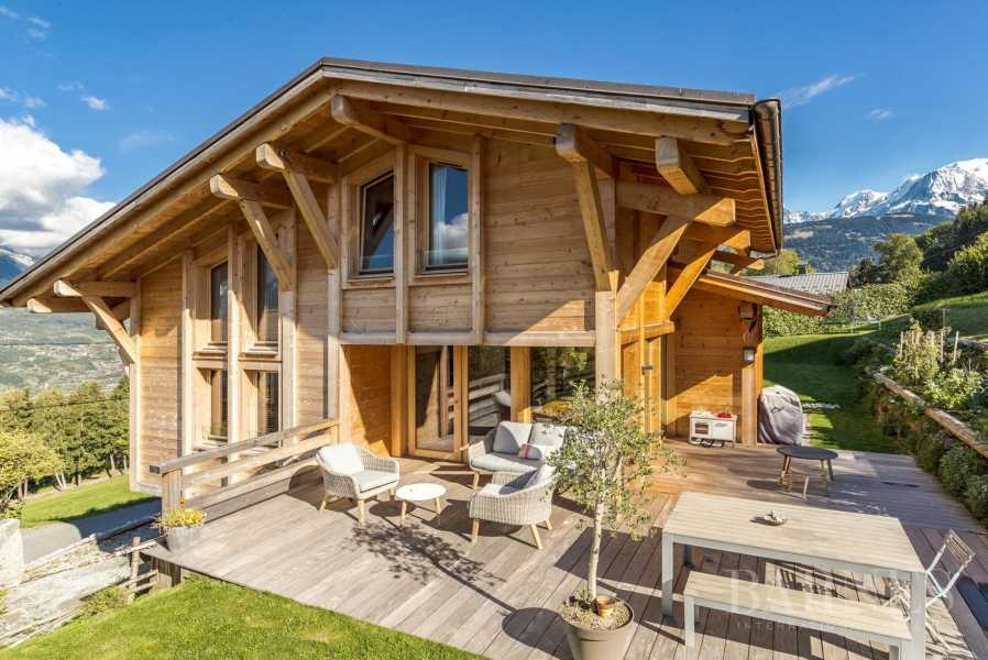 Combloux ? 135 m2 Brondex chalet with panoramic views picture 11