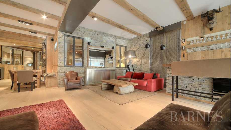 Megève  - Appartement 5 Pièces 3 Chambres