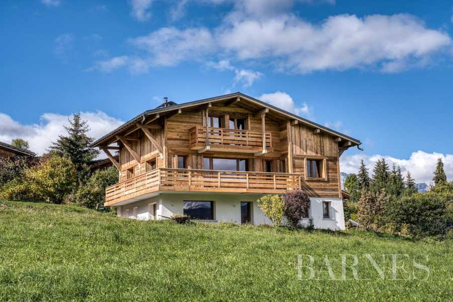 Megève ? Ormaret ? 5-bedroom chalet entirely renovated ? Mont Blanc views picture 6