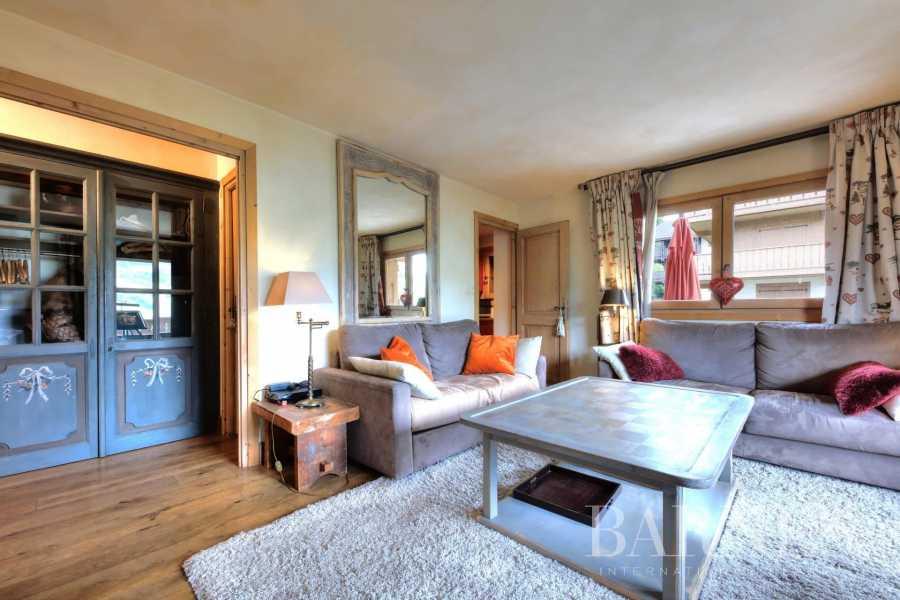 Megève  - Appartement 2 Pièces, 1 Chambre