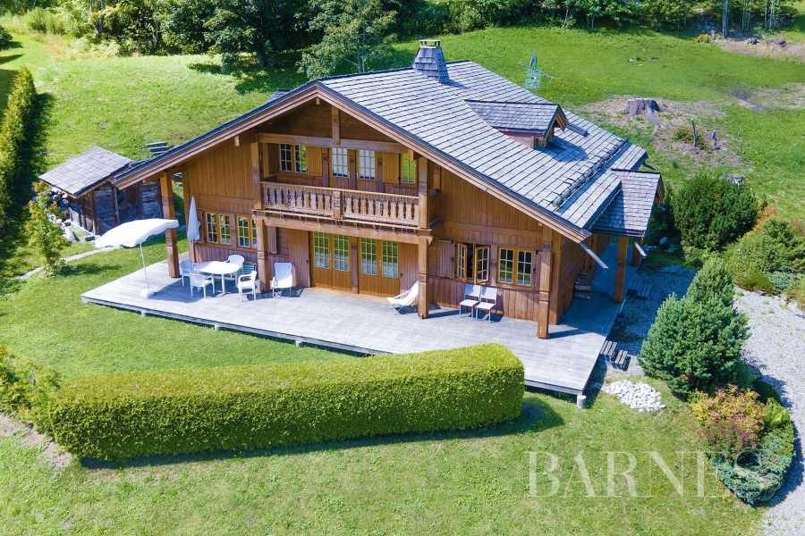 Saint-Gervais-les-Bains  - Chalet 8 Pièces 7 Chambres