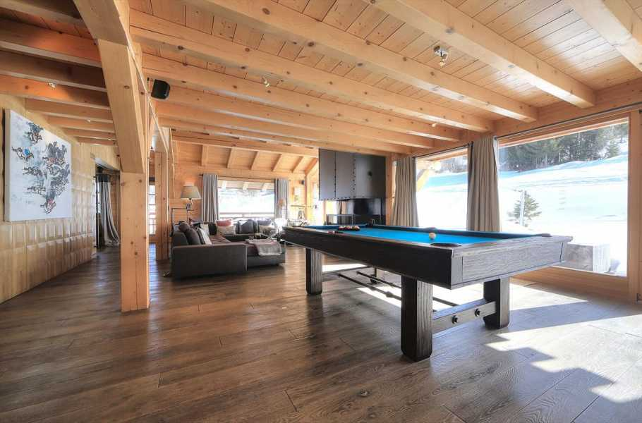 MEGEVE  - Chalet individuel  5 Chambres