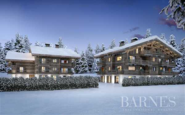 Apartment Megève - Ref 3602774