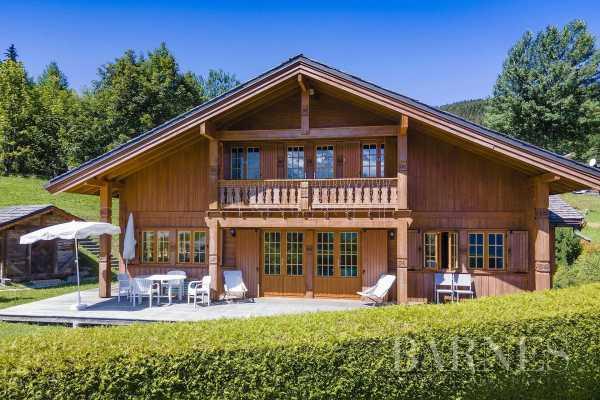 Chalet Saint-Gervais-les-Bains  -  ref 5899898 (picture 1)