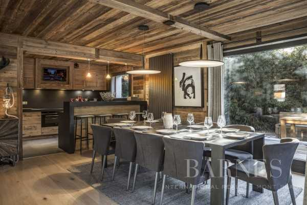 Private chalet MEGEVE  -  ref 134738 (picture 3)