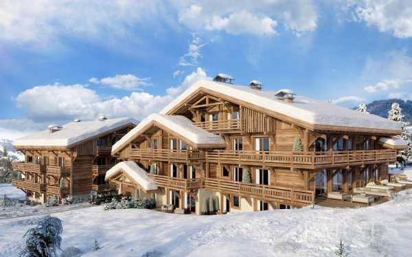 Appartement Megève - Ref 2825769