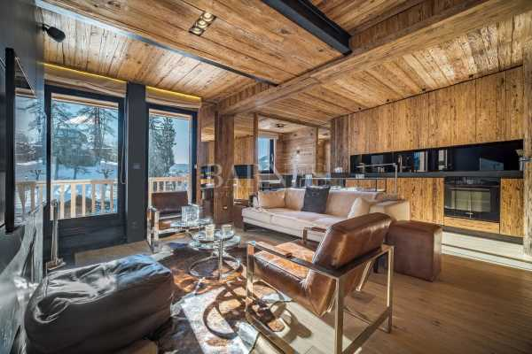 Apartment Megève - Ref 3601629