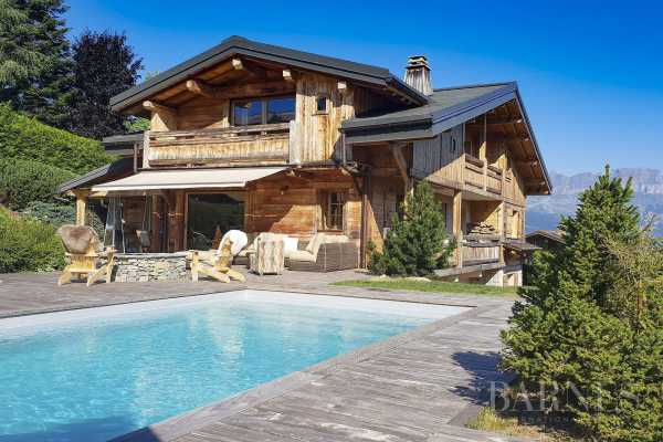 Chalet Saint-Gervais-les-Bains - Ref 2691591