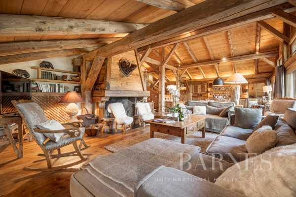 Private chalet MEGEVE - Ref 133502