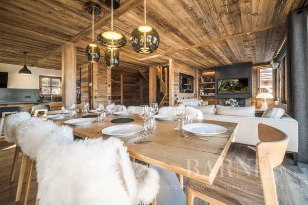 Chalet individual MEGEVE  -  ref 138646 (picture 2)
