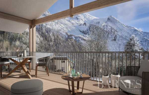 Appartement Chamonix-Mont-Blanc  -  ref 4847373 (picture 3)