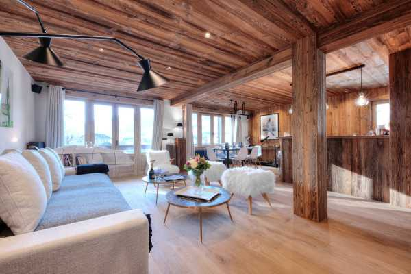 Appartement WOODEN MEGEVE - Ref 144795