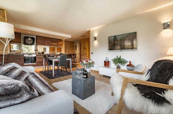 Appartement ENJOY MEGEVE - Ref 64372