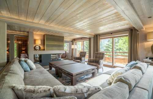 Chalet individuel MEGEVE  -  ref 105783 (picture 2)