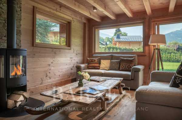 Chalet HONEY MEGEVE - Ref 130062