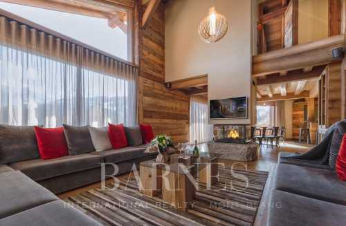 Private chalet MEGEVE - Ref 127878