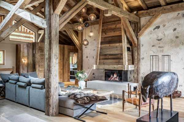Private chalet MEGEVE - Ref 130569