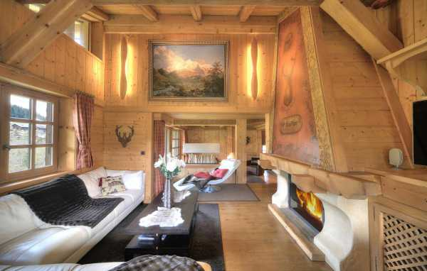 Private chalet, MEGEVE - Ref 52629