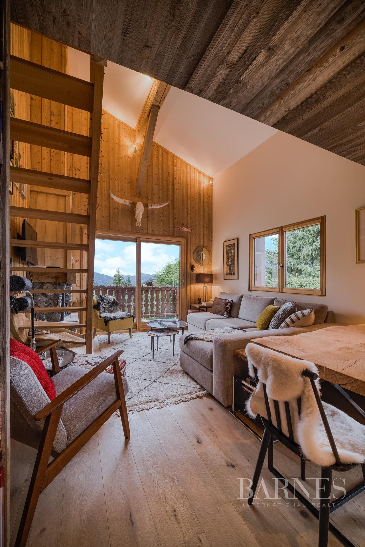 Megève ? Les Pettoreaux ? 2.5 bedroom apartment near the ski slopes and the golf course picture 11