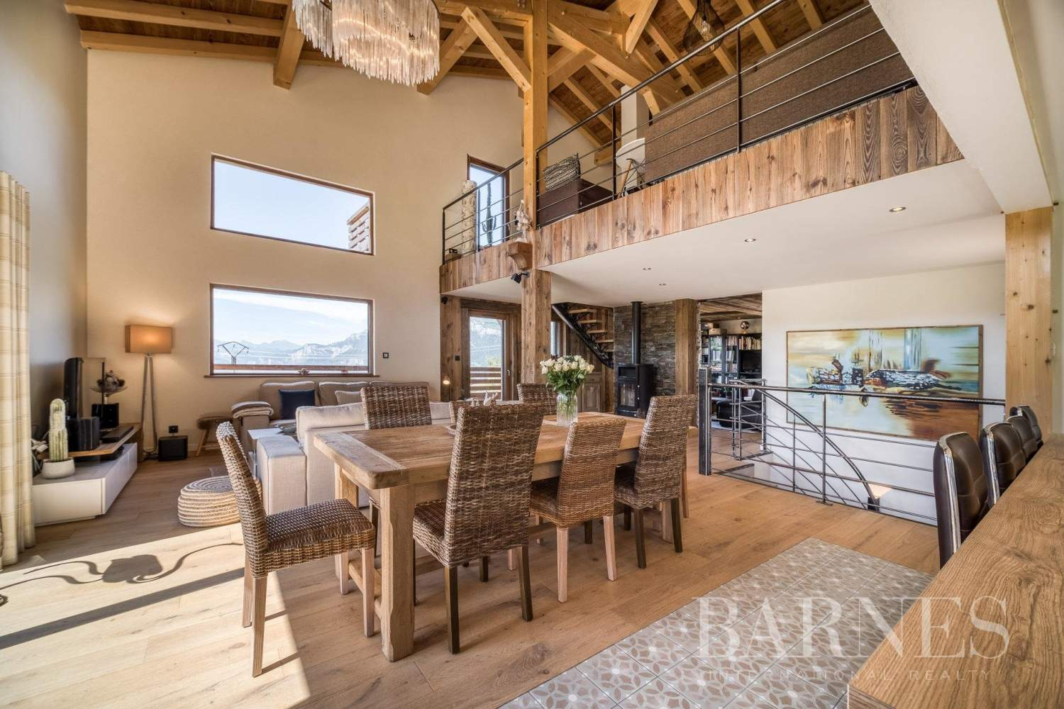 Exclusive to Barnes - Stunning ski-in chalet situated on La Princesse ski slopes picture 2