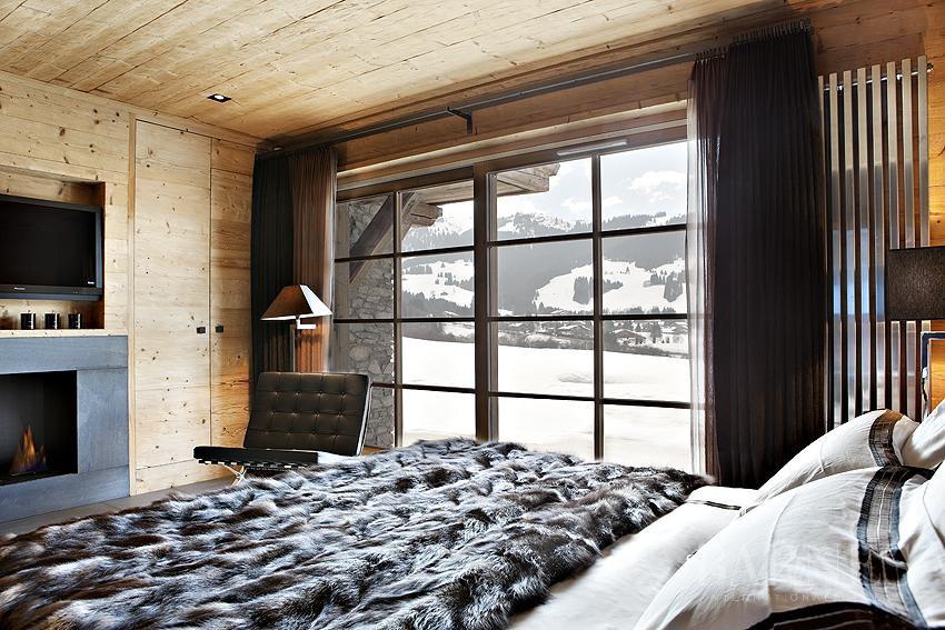 chalet de 750 m² sur le domaine skiable et proche du Golf picture 4