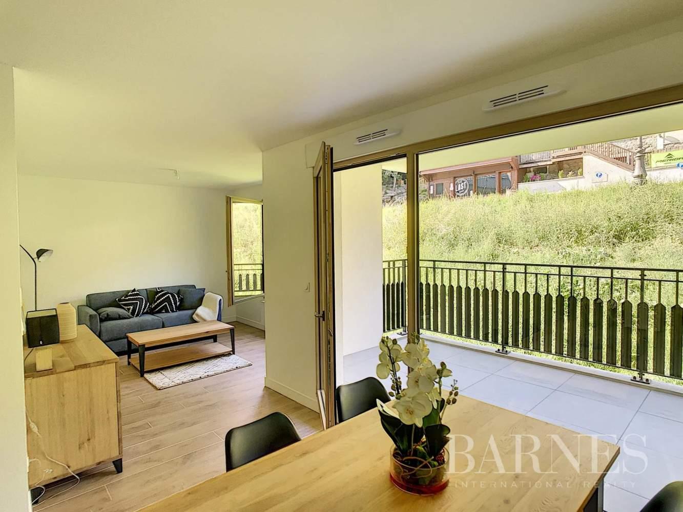 Saint-Gervais-les-Bains  - Appartement 2 Pièces, 1 Chambre - picture 2