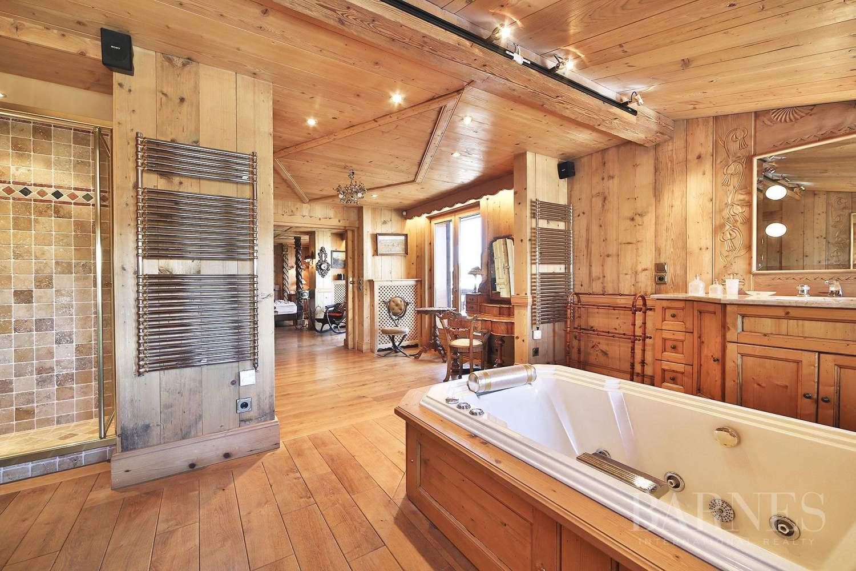 Magnifique appartement à deux pas du centre de Megève picture 10