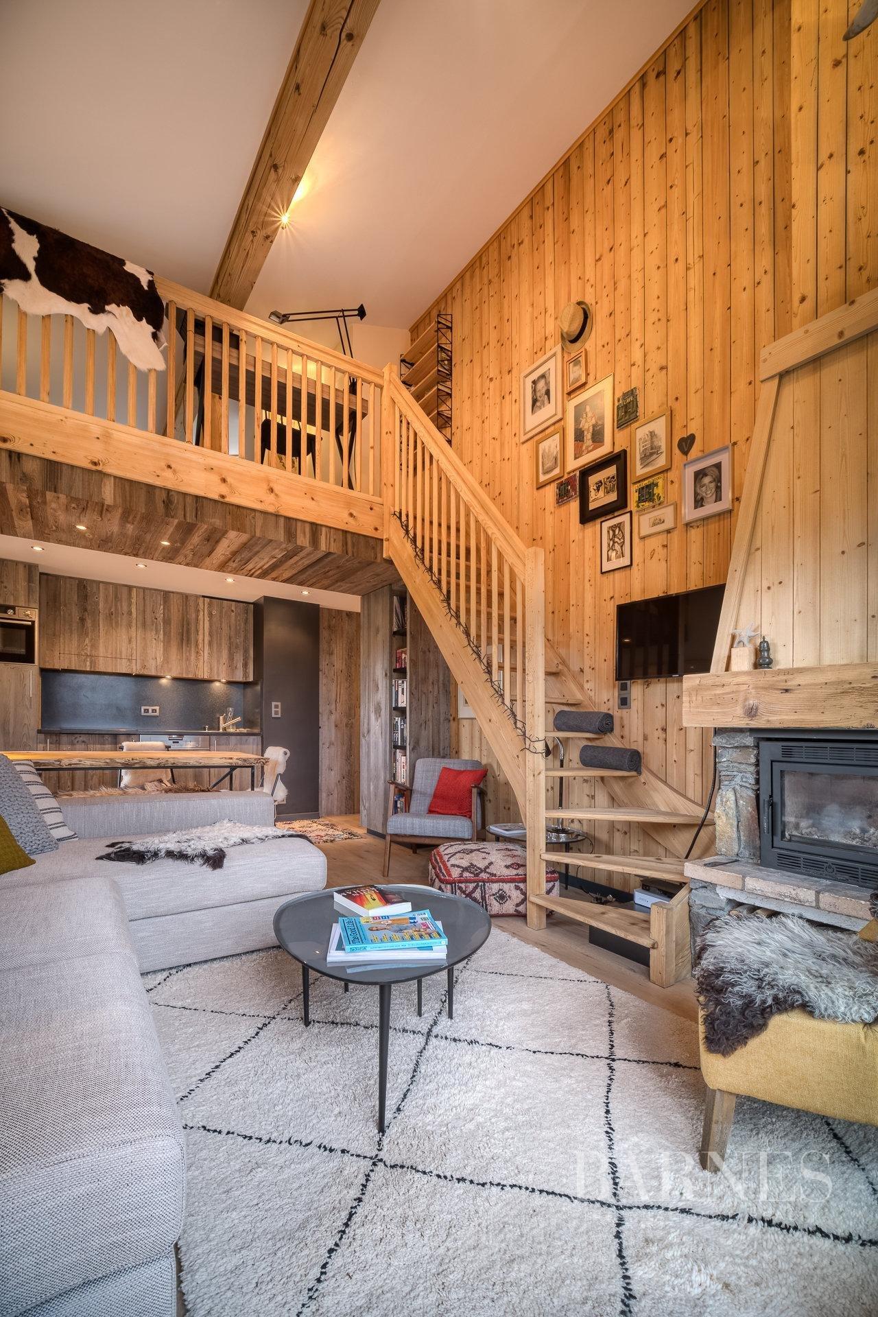 Megève ? Les Pettoreaux ? 2.5 bedroom apartment near the ski slopes and the golf course picture 14