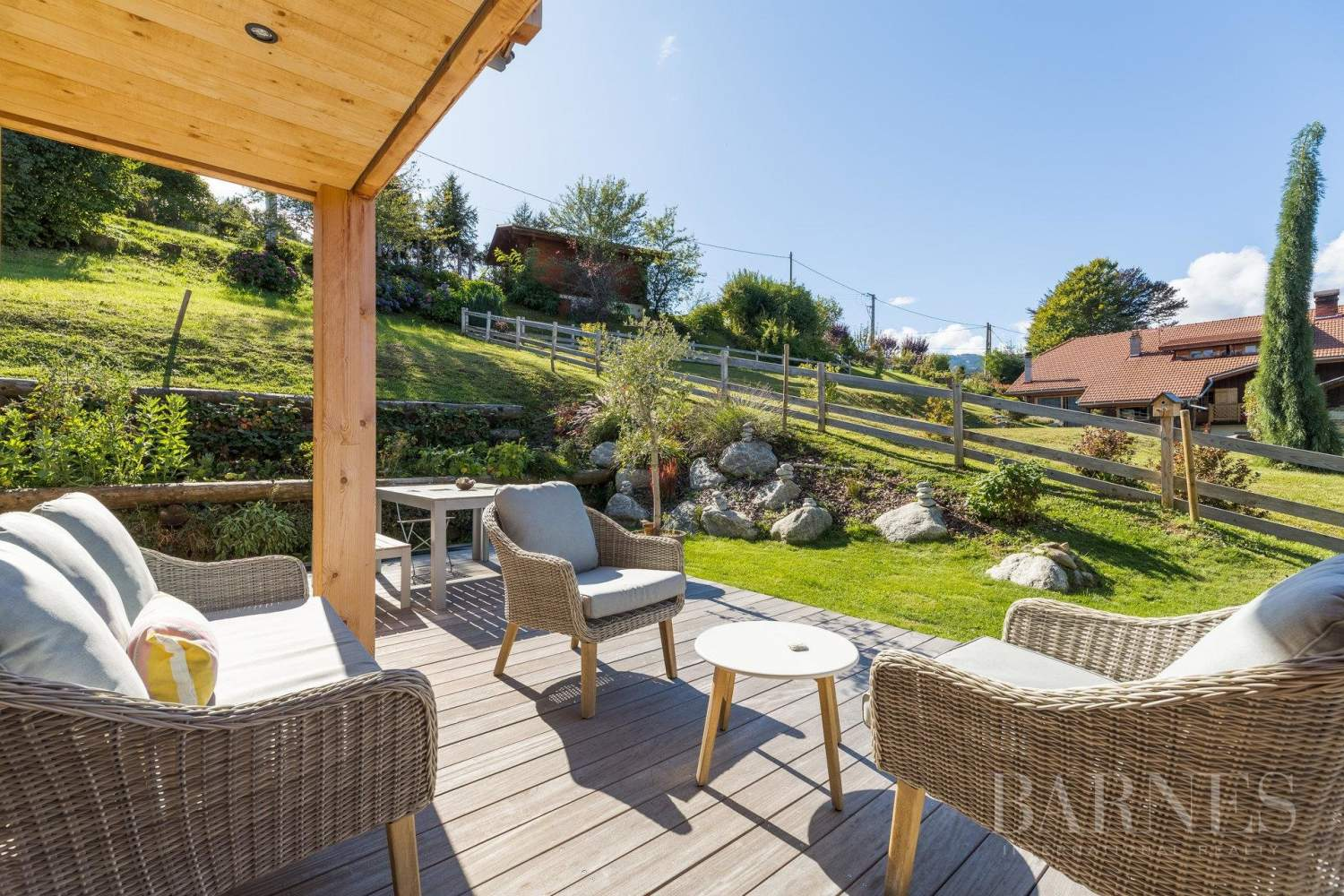 Combloux ? 135 m2 Brondex chalet with panoramic views picture 9