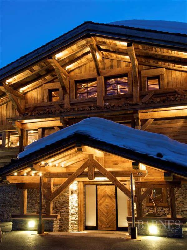 chalet de 750 m² sur le domaine skiable et proche du Golf picture 13