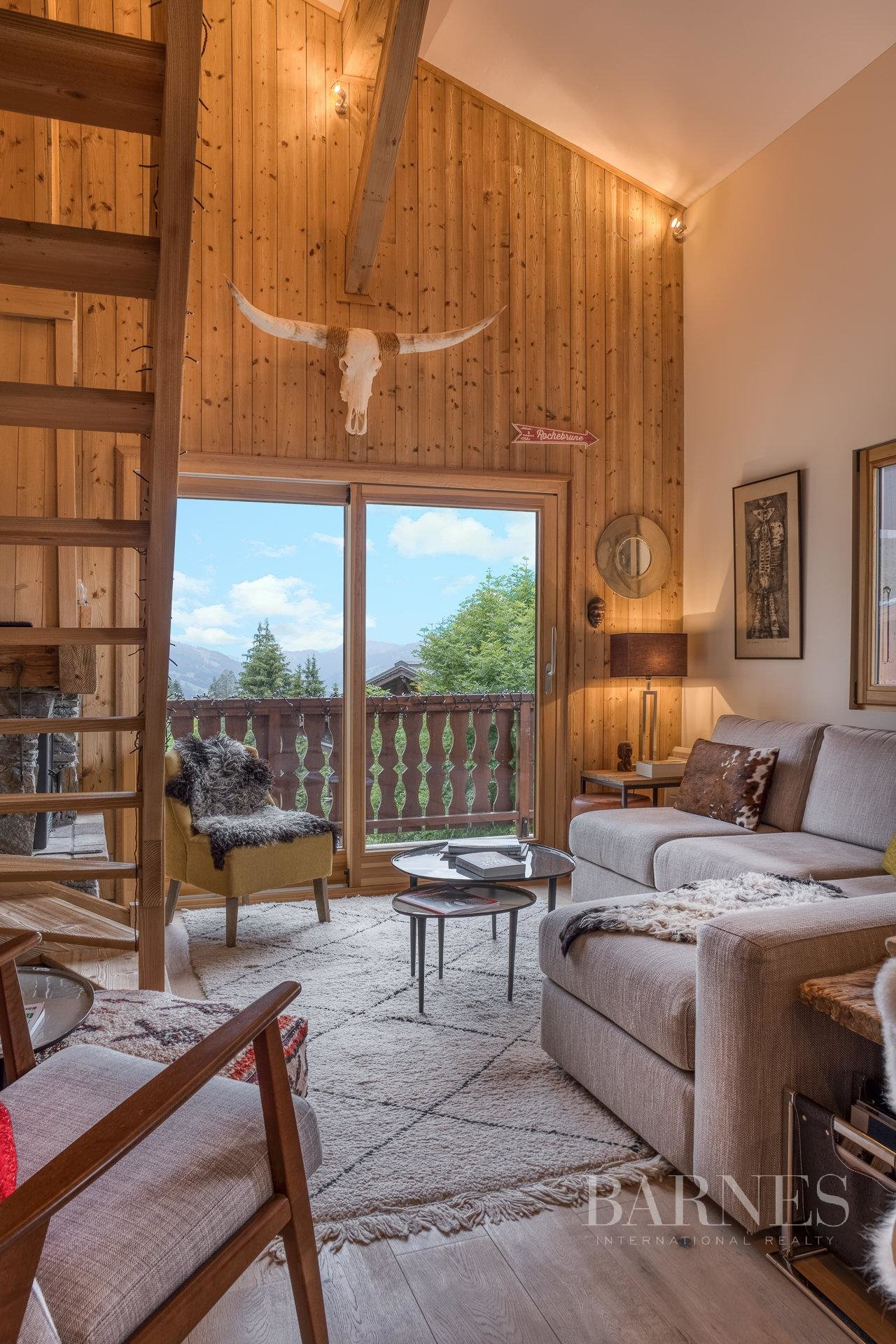 Megève ? Les Pettoreaux ? 2.5 bedroom apartment near the ski slopes and the golf course picture 5