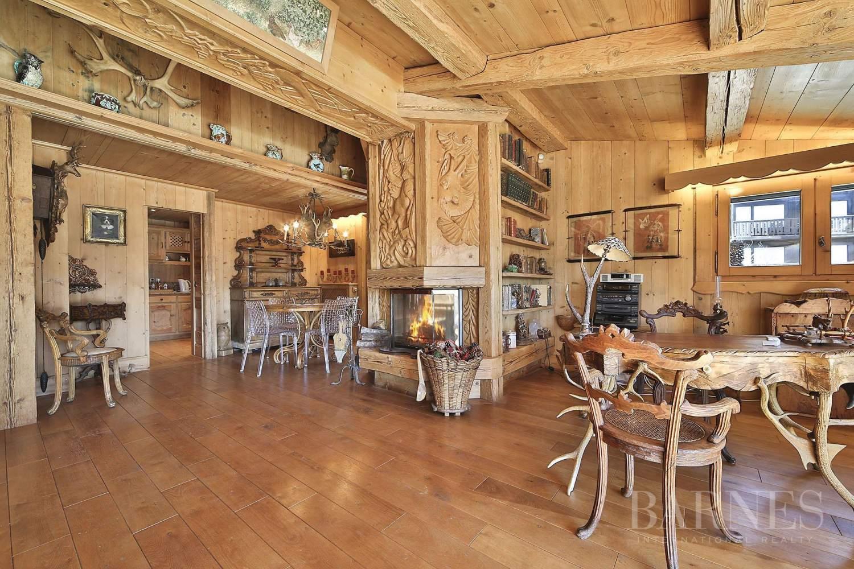 Magnifique appartement à deux pas du centre de Megève picture 1
