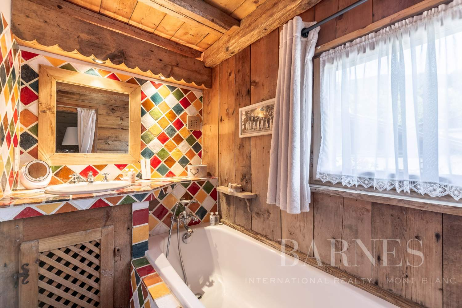 MEGEVE  - Chalet individuel  5 Chambres - picture 7