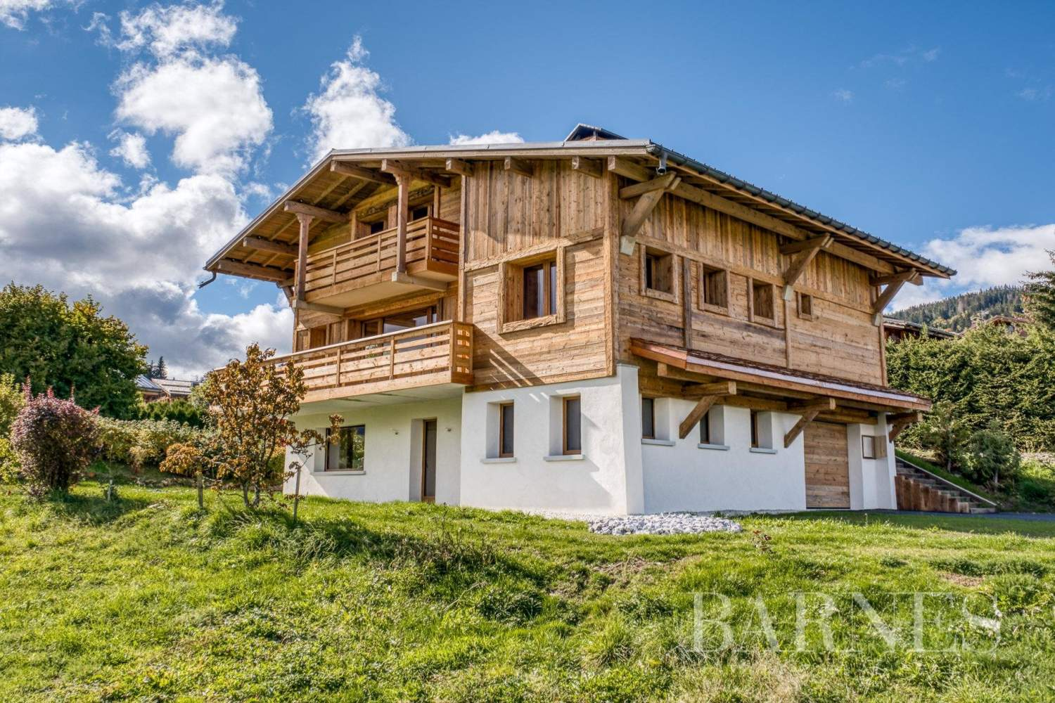 Megève ? Ormaret ? 5-bedroom chalet entirely renovated ? Mont Blanc views picture 1