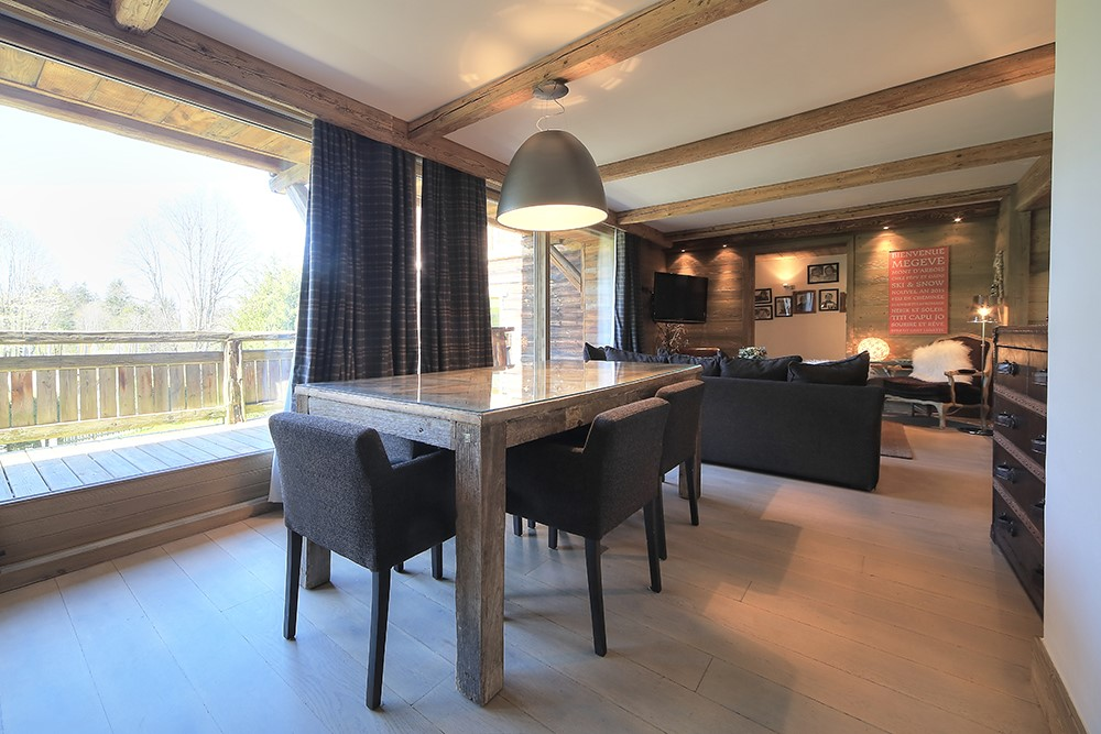 MEGEVE  - Appartement  3 Chambres - picture 7