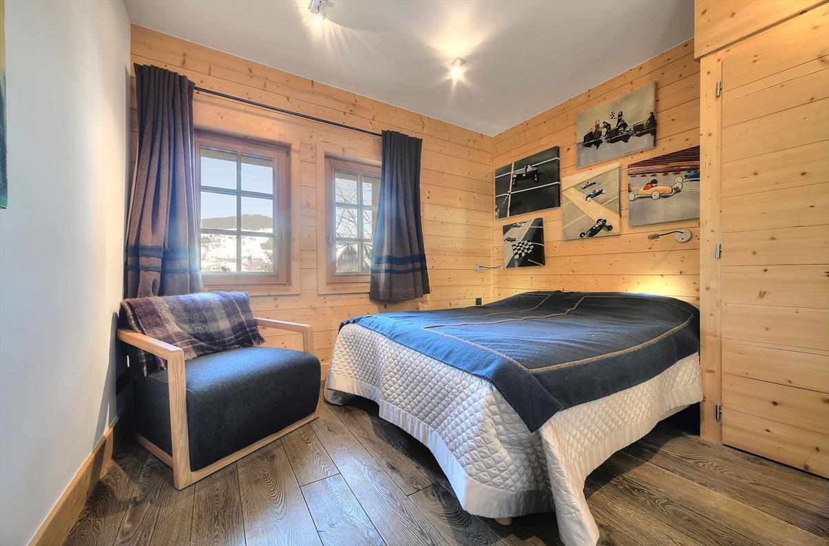 MEGEVE  - Chalet individuel  5 Chambres - picture 9