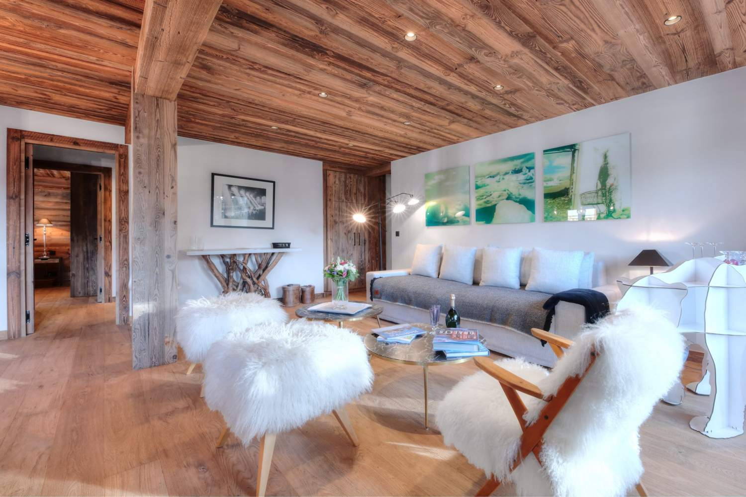 MEGEVE  - Appartement  3 Chambres - picture 8