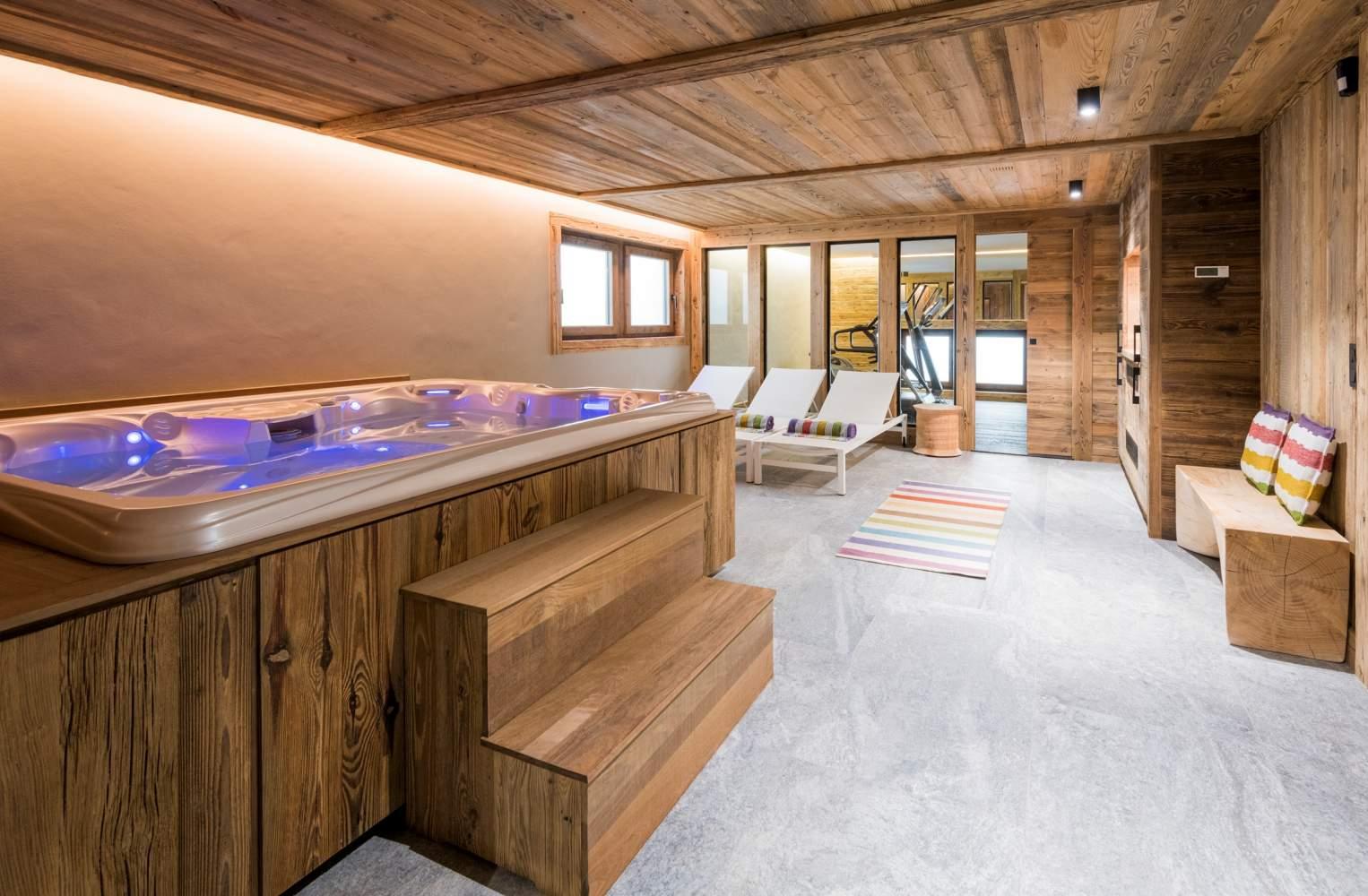 SAINT GERVAIS LES BAINS  - Maison  6 Chambres - picture 9