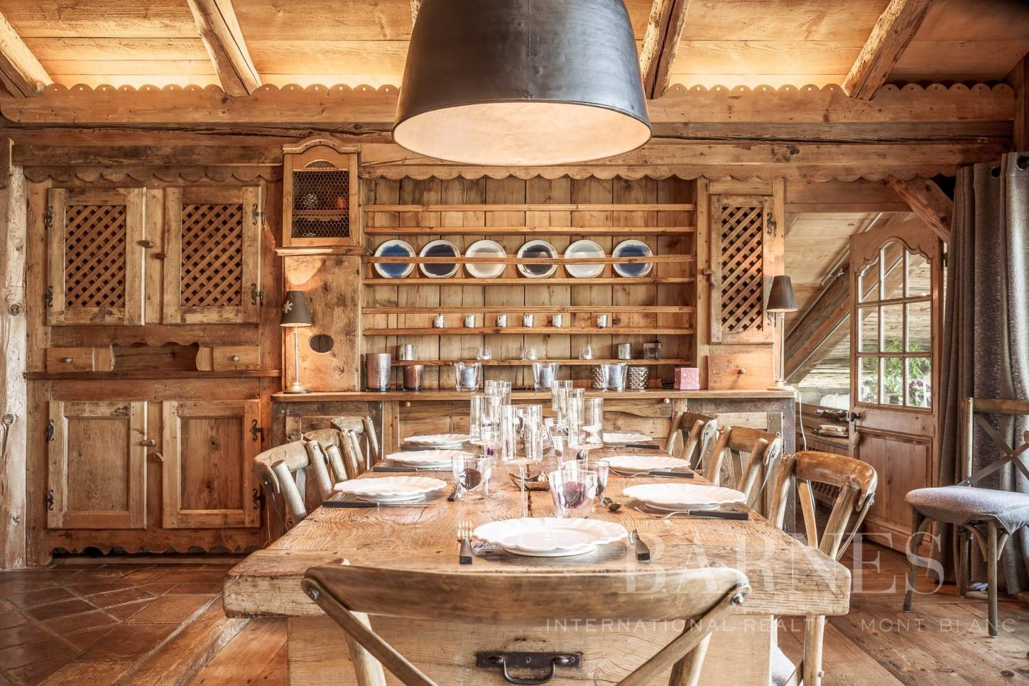 MEGEVE  - Chalet individuel  5 Chambres - picture 4