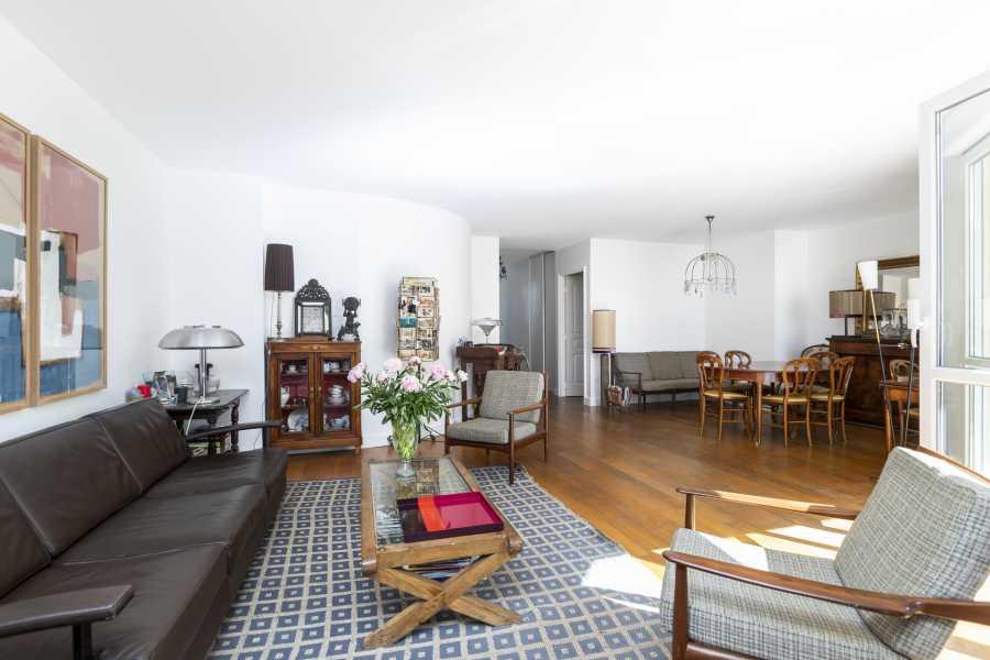 Levallois-Perret  - Appartement 5 Pièces 4 Chambres