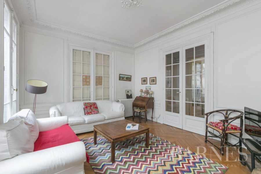 Neuilly-sur-Seine  - Appartement 5 Pièces 3 Chambres