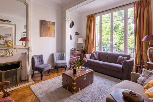 Hôtel particulier Neuilly-sur-Seine  -  ref 4047170 (picture 3)
