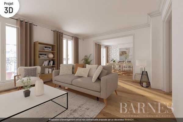 Appartement Neuilly-sur-Seine  -  ref 5263453 (picture 1)