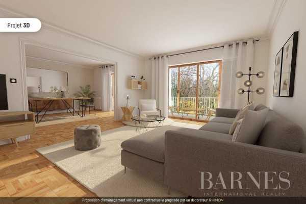 Apartment Neuilly-sur-Seine  -  ref 4640725 (picture 1)