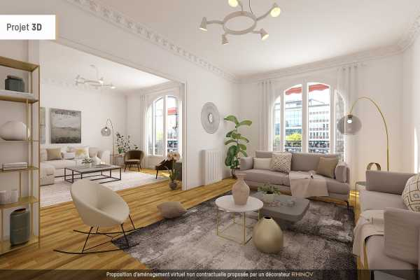 Apartment Neuilly-sur-Seine  -  ref 4097475 (picture 1)