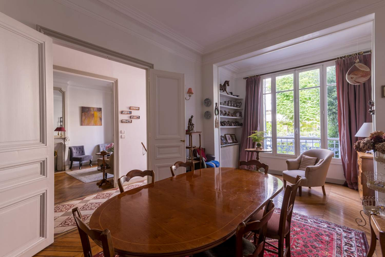 Neuilly-sur-Seine  - Mansion 4 Bedrooms - picture 7
