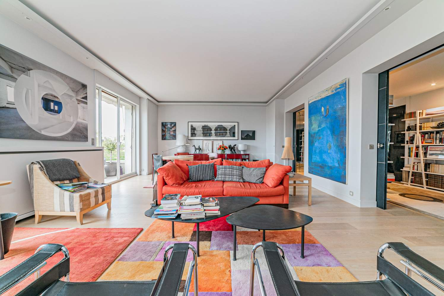Neuilly-sur-Seine  - Appartement 5 Pièces 2 Chambres - picture 3