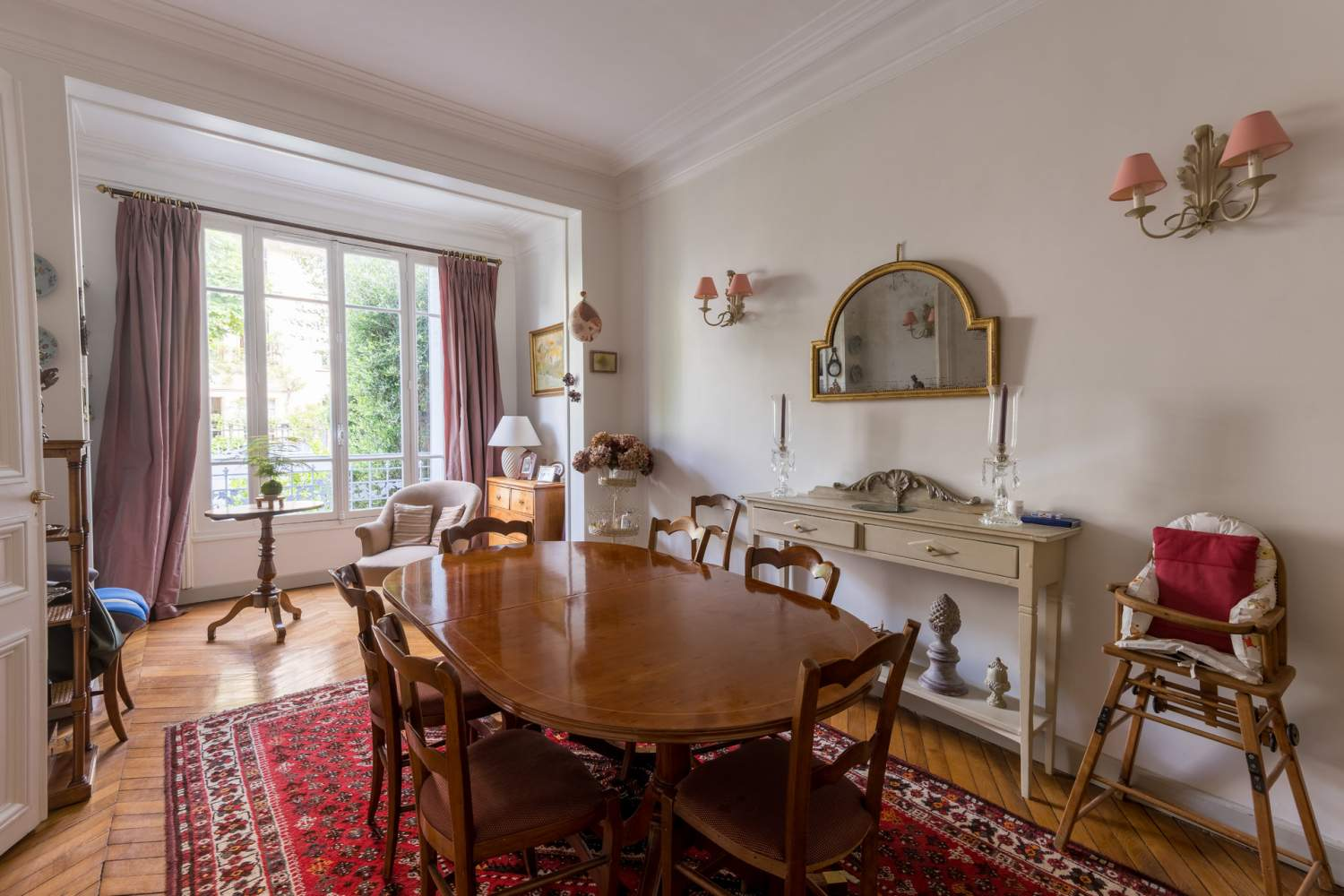Neuilly-sur-Seine  - Mansion 4 Bedrooms - picture 6
